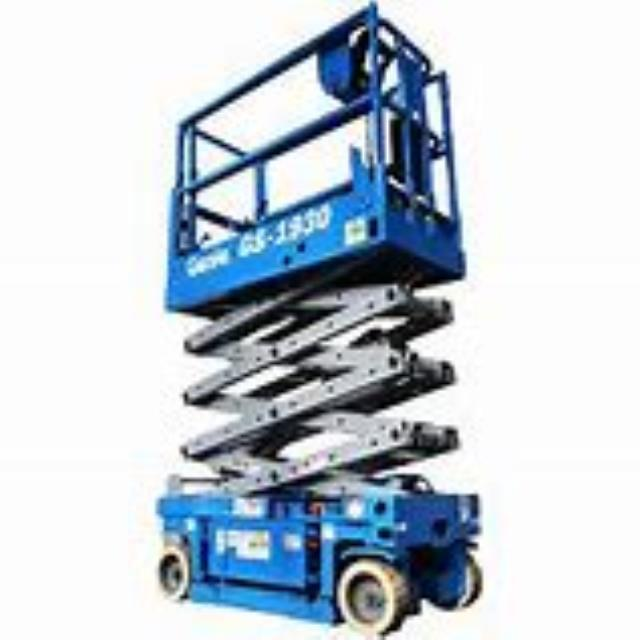 Where to find 19ft Scissor lift in Portland