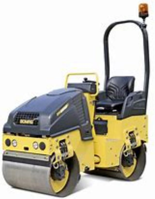 Where to find Bomag DD Roller in Portland